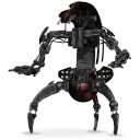 128x128px size png icon of Droideka