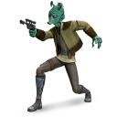 128x128px size png icon of Greedo