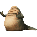 128x128px size png icon of Java the Hutt
