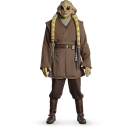 128x128px size png icon of Kit Fisto