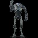 128x128px size png icon of Super Battle Droid