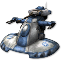 128x128px size png icon of AAT Battle Tank
