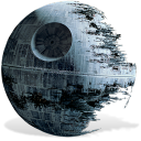 128x128px size png icon of Death Star 2nd