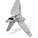 128x128px size png icon of Imperial Shuttle 01