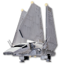 128x128px size png icon of Imperial Shuttle 02