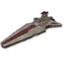128x128px size png icon of Republic Attack Cruiser
