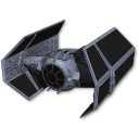 128x128px size png icon of Tie Advanced