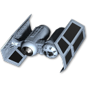 128x128px size png icon of Tie Bomber