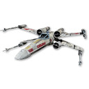 128x128px size png icon of X Wing 02