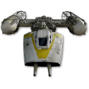 128x128px size png icon of Y Wing