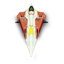 128x128px size png icon of JediStarFighter