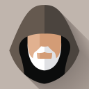 128x128px size png icon of Obi Wan