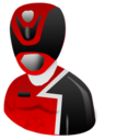 128x128px size png icon of Power ranger