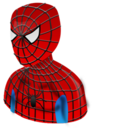 128x128px size png icon of Spider man