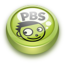 128x128px size png icon of PBS TV