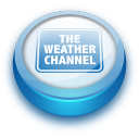 128x128px size png icon of The Weather Channel