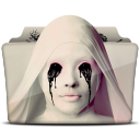 128x128px size png icon of American Horror Story