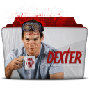 128x128px size png icon of Dexter