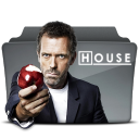 128x128px size png icon of Dr House