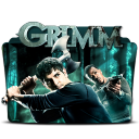 128x128px size png icon of Grimm
