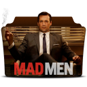 128x128px size png icon of Mad Men