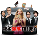 128x128px size png icon of The Big Bang Theory