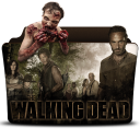 128x128px size png icon of The walking dead