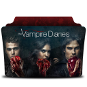 128x128px size png icon of The Vampire Diaries v2