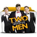 128x128px size png icon of Two and a Half Men