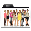 128x128px size png icon of 90210