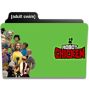 128x128px size png icon of Adult Swim