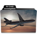 128x128px size png icon of Air Crash Investigation