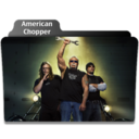 128x128px size png icon of American Chopper
