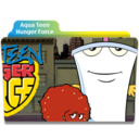 128x128px size png icon of Aqua Teen Hunger Force