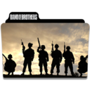 128x128px size png icon of Band of Brothers
