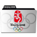 128x128px size png icon of Beijing 2008