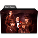 128x128px size png icon of Black Adder