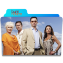 128x128px size png icon of Burn Notice