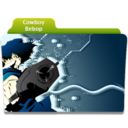 128x128px size png icon of Cowboy Bebop