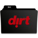 128x128px size png icon of Dirt