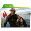 128x128px size png icon of Dirty Jobs