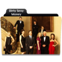 128x128px size png icon of Dirty Sexy Money