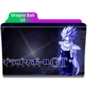 128x128px size png icon of Dragon Ball GT