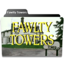 128x128px size png icon of Fawlty Towers