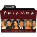 128x128px size png icon of Friends Season 10