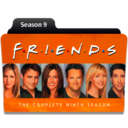 128x128px size png icon of Friends Season 9