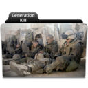 128x128px size png icon of Generation Kill