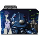 Ghost in the Shell Stand Alone Complex Icon