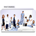 128x128px size png icon of Greys Anatomy