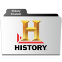 128x128px size png icon of History Channel